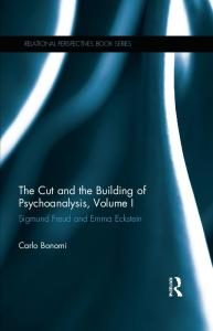 The cut and the Building of Psychoanalysis